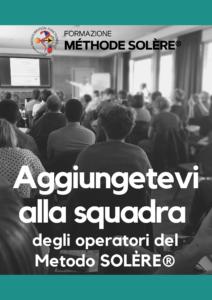 squadra degli operatori del metodo SOLÈRE